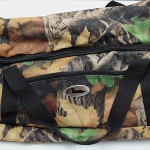 Other - (2 for $20) NWOT Camouflage Duffle Bag